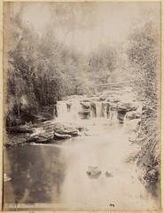 Photographic Views Kirk's dams falls
