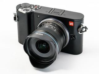 Laowa 7.5mm f/2.0 mFT (prototype) on Yi M1   by H.Hackbarth