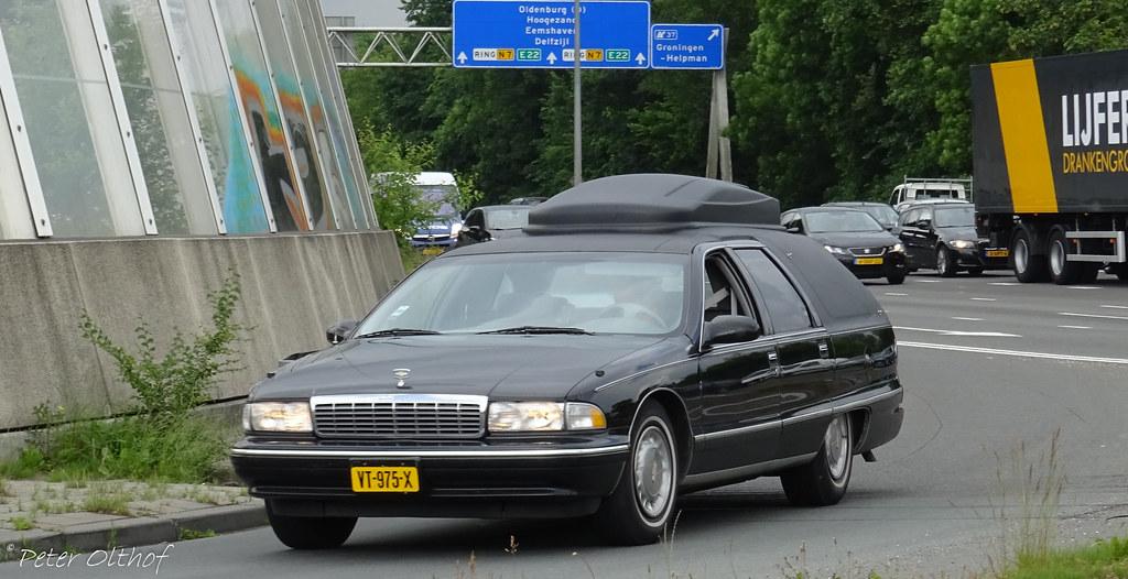 1995 chevrolet caprice wagon groningen allthough the licen flickr flickr