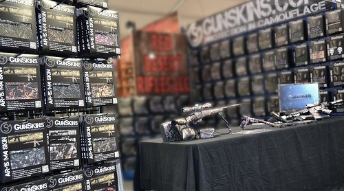 Gunskins at SHOT Show 2017