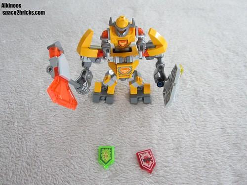 Lego Nexo Knights 70365 p7