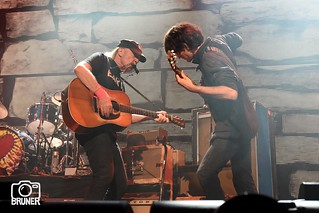 Neil Young and Micah Nelson (Farm Aid 2016)