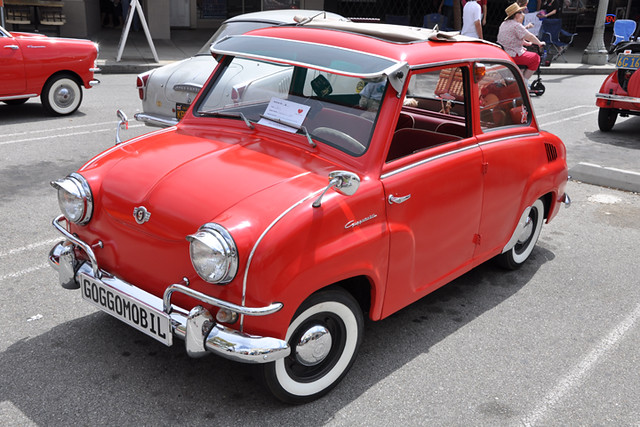 1960 Goggomobil T400