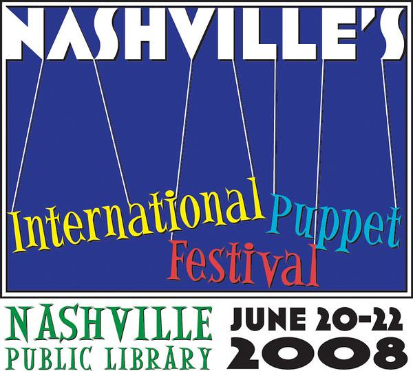 International Puppet Festival 2008 - logo