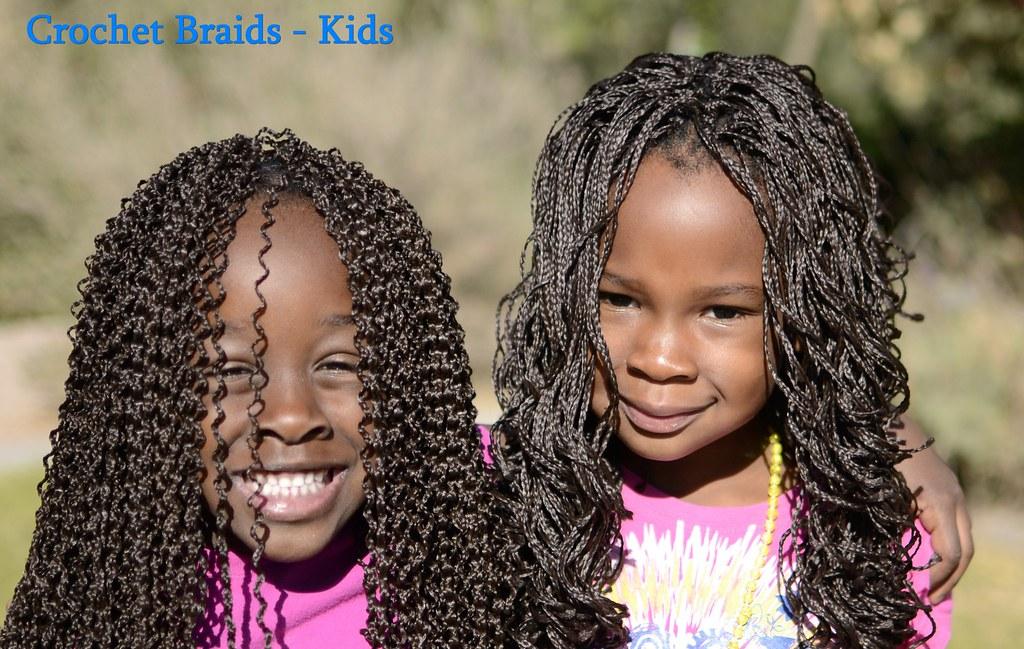 Crochet Braids Girls Hairextensions4cheap Flickr