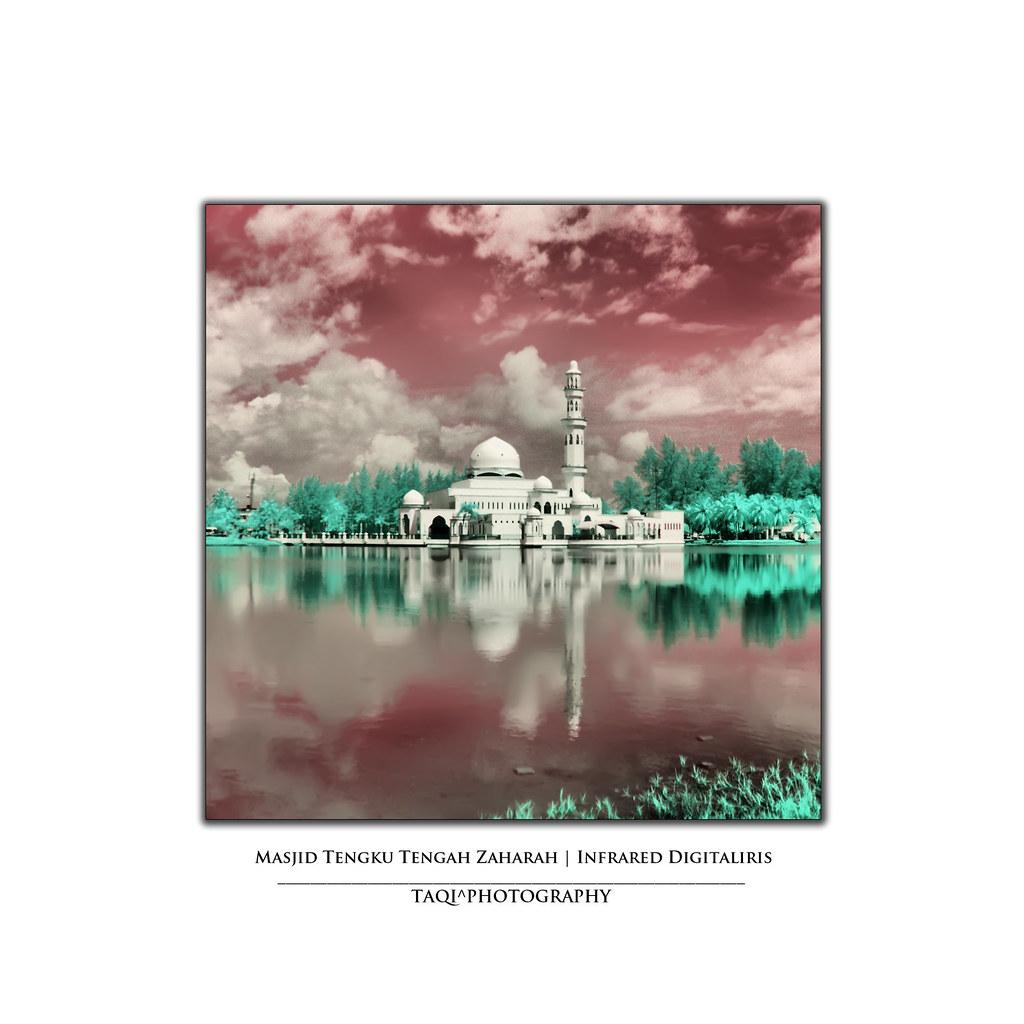 Infrared : Masjid