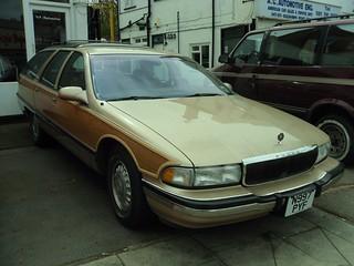 1996 Buick Roadmaster 5.7 V8 Station Wagon. | by bramm77