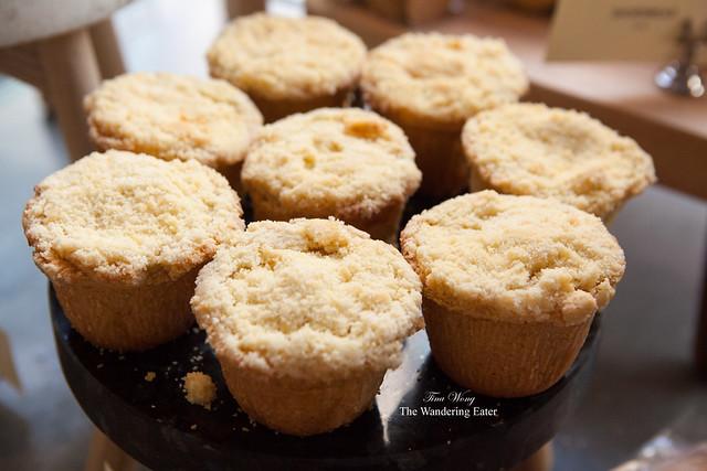 Bramley Apple Crumble Pie