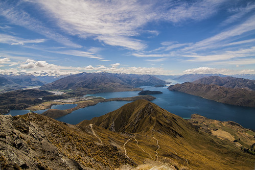 newzealand mountain mendia