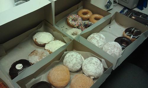Good Friday Doughnuts! | by Cavalier92