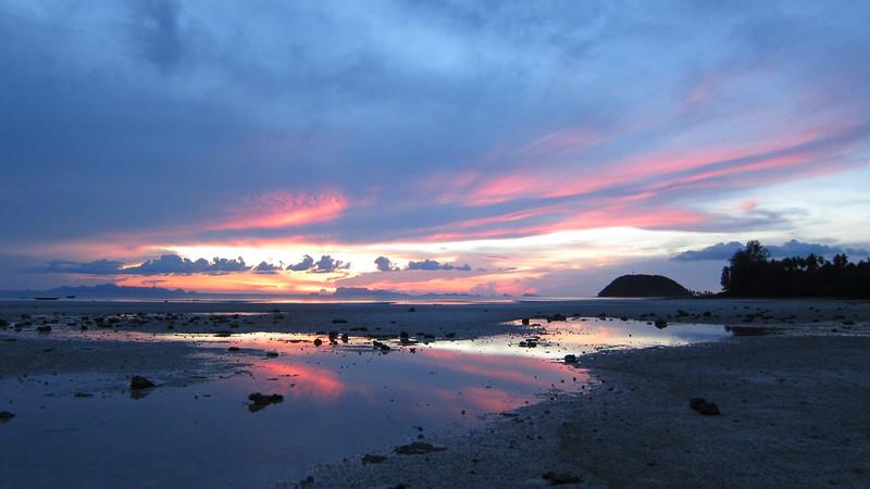 koh Samui Sunset サムイ島サンセット (3)