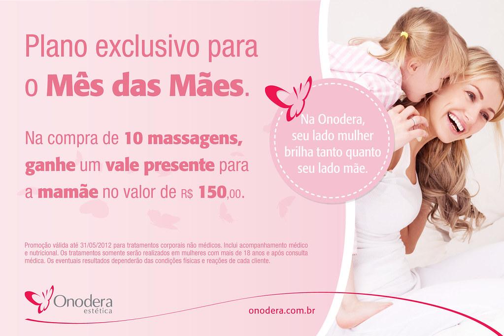 f11a50292 ... Onodera Estética - Promoção dia das mães
