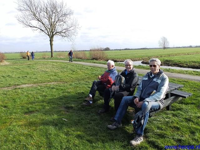 15-02-2014 Woerden 26 Km (85)