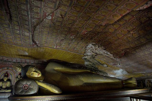 SL103 Dambulla Cave Temple 14 - Sri Lanka