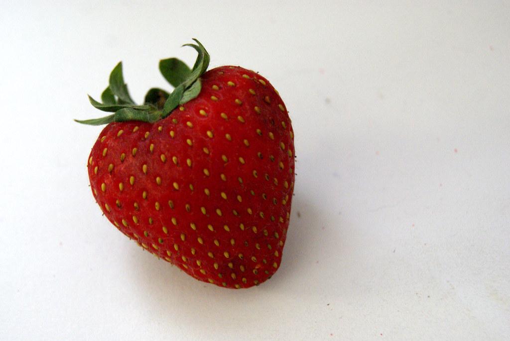 Strawberry Heart