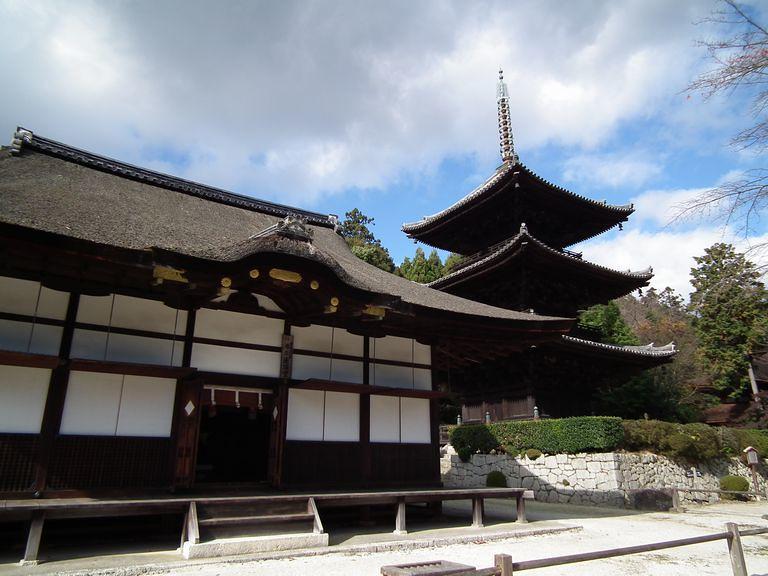 Mii-dera Temple or Onjo-ji Temple