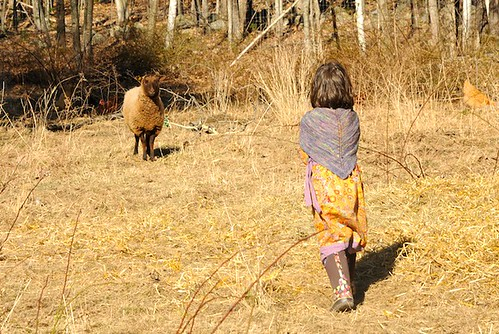 farm girl fashion   by SouleMama