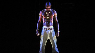 Tupac Hologram at Coachella 2012 | by evsmitty