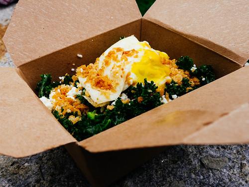 Magical Kale Salad at Mei Mei Food Truck | by Hybernaut