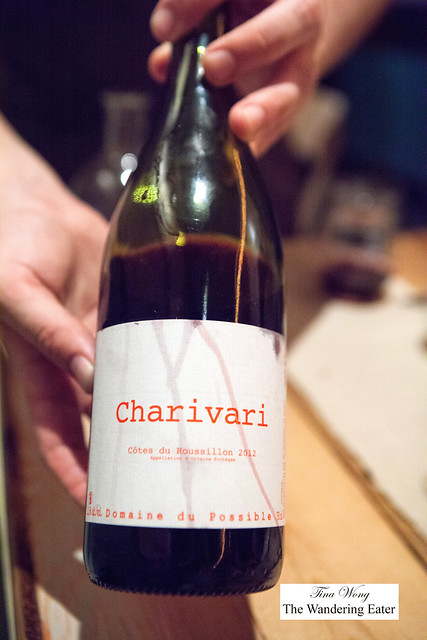 Charivari, Domaine du Possible, Côtes du Roussillon 2012