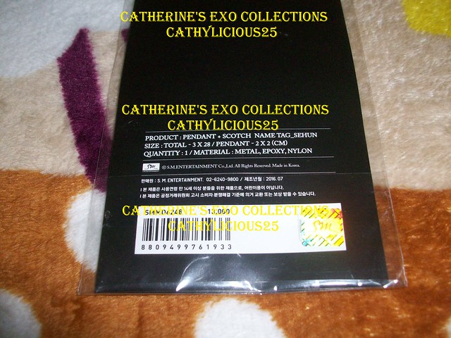 EXO COLLECTIONS 3