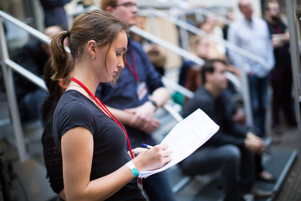 NVJ Festival van de Journalistiek 2016: Leren specialiseren!