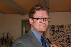 Jónas G. Allansson (Iceland delegation)