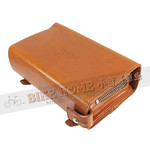 331-1112 BROOKS D-SHAPED 工具袋-蜂蜜色-3