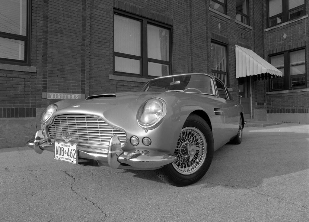 MCC - Classic Car Shoot