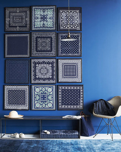 blue | by the style files