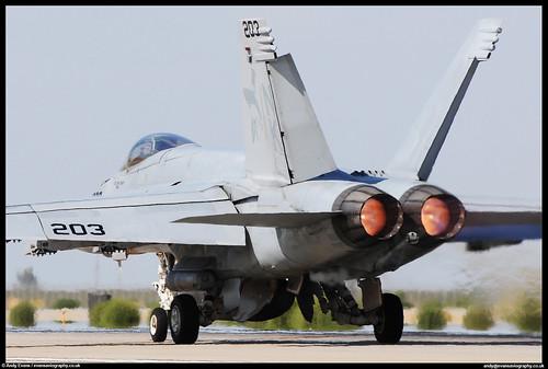 NAS Lemoore - Super Hornet | by evansaviography