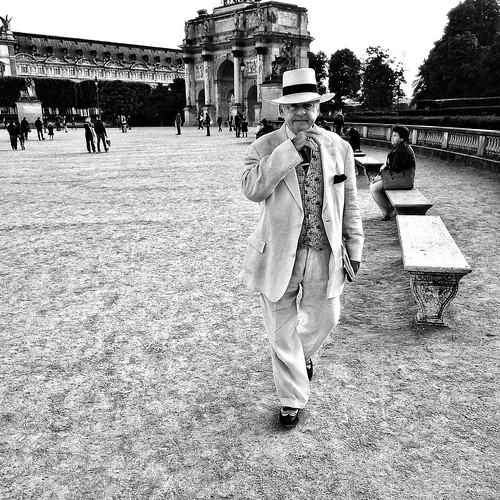 Tuileries - The Classiest Man | by Hixair