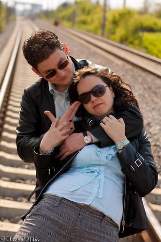 Monica & Dan by Daniel Mihai