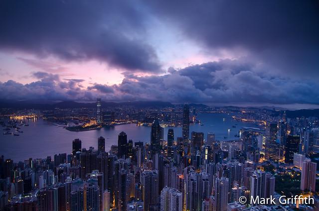 Hong Kong Dawn Patrol