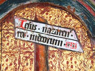 Jesus Nazarenus Rex Judorum