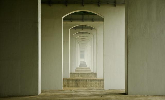 Under the [Long] Bridge