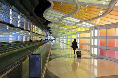 Airport Traveller | by Nick Harris1