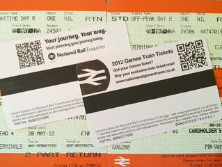 National Rail QR codes | by nickj365