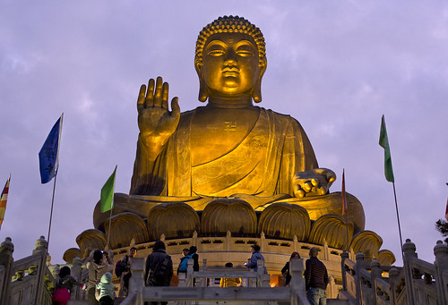 Tian Tan Buddha - Big Buddha | by travelwayoflife