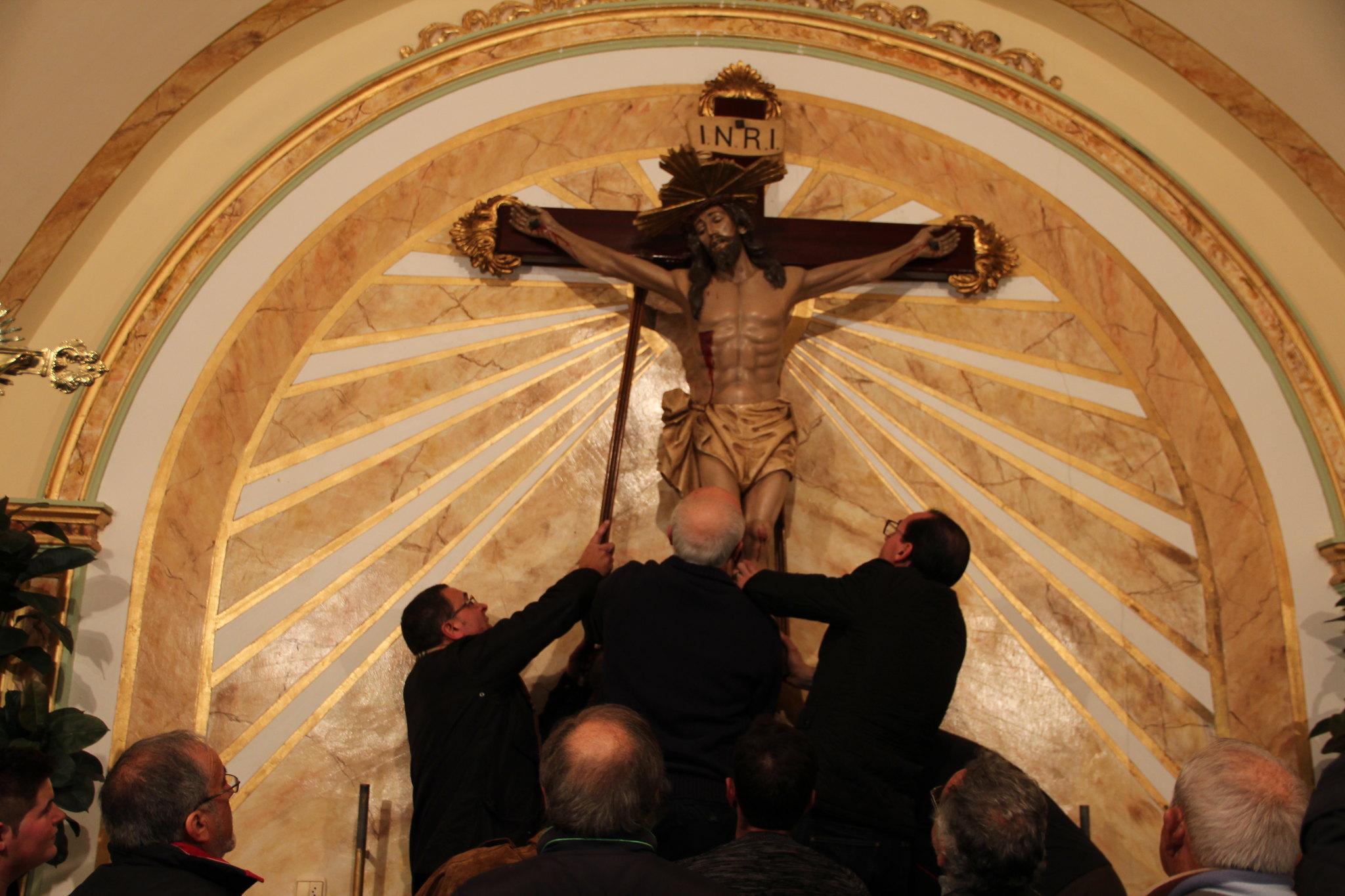 (2016-03-18) - VII Vía Crucis nocturno - Antonio José Verdú Navarro (133)