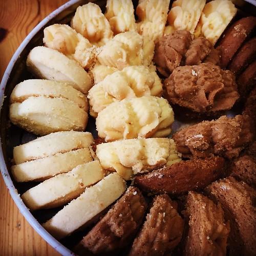 変わらず美味しいクッキー #香港 #hongkong #クッキー #ジェニーべーカリー #hongkong #香港土産