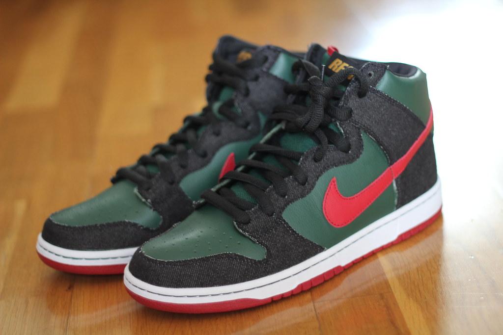 best service 5ec21 18539 Nike SB Dunk High Gucci RESN | Gianni Tahitu | Flickr