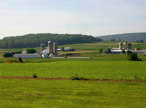 Limestone Township farms | by Gerry Dincher