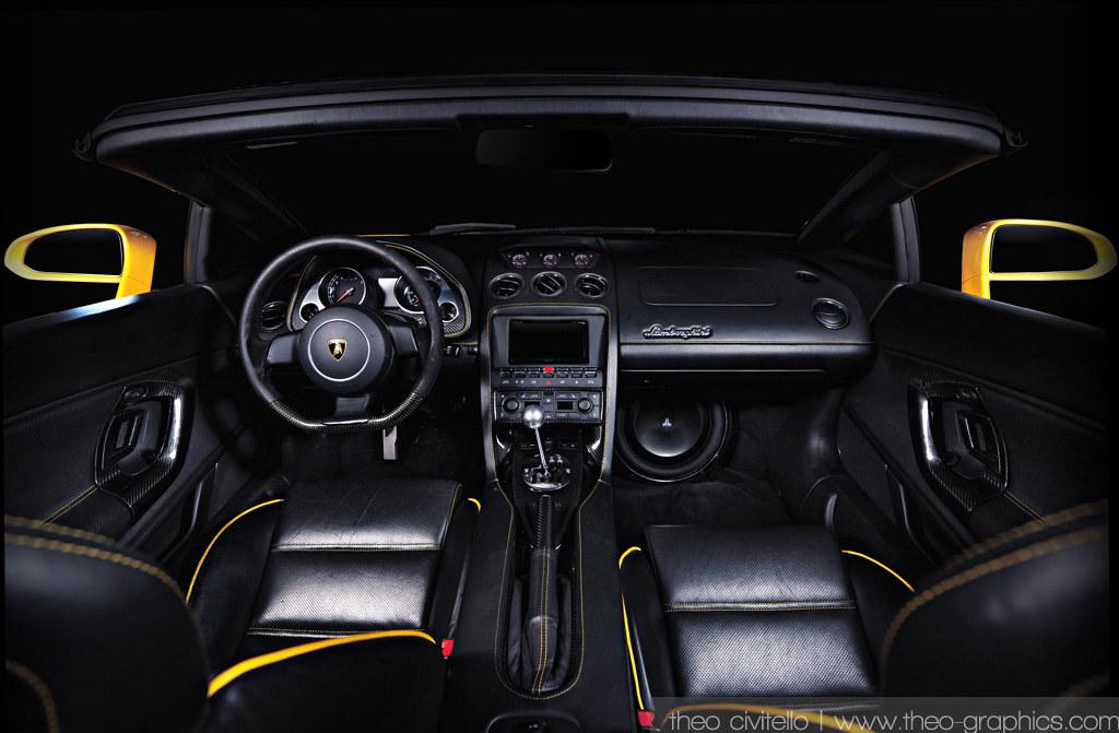 2006 Lamborghini Gallardo Spyder Full Interior Read The Flickr