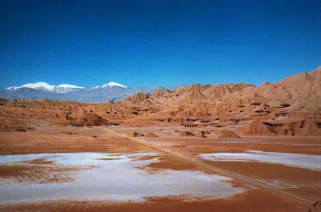 El Desierto Rojo, Salta, Argentina