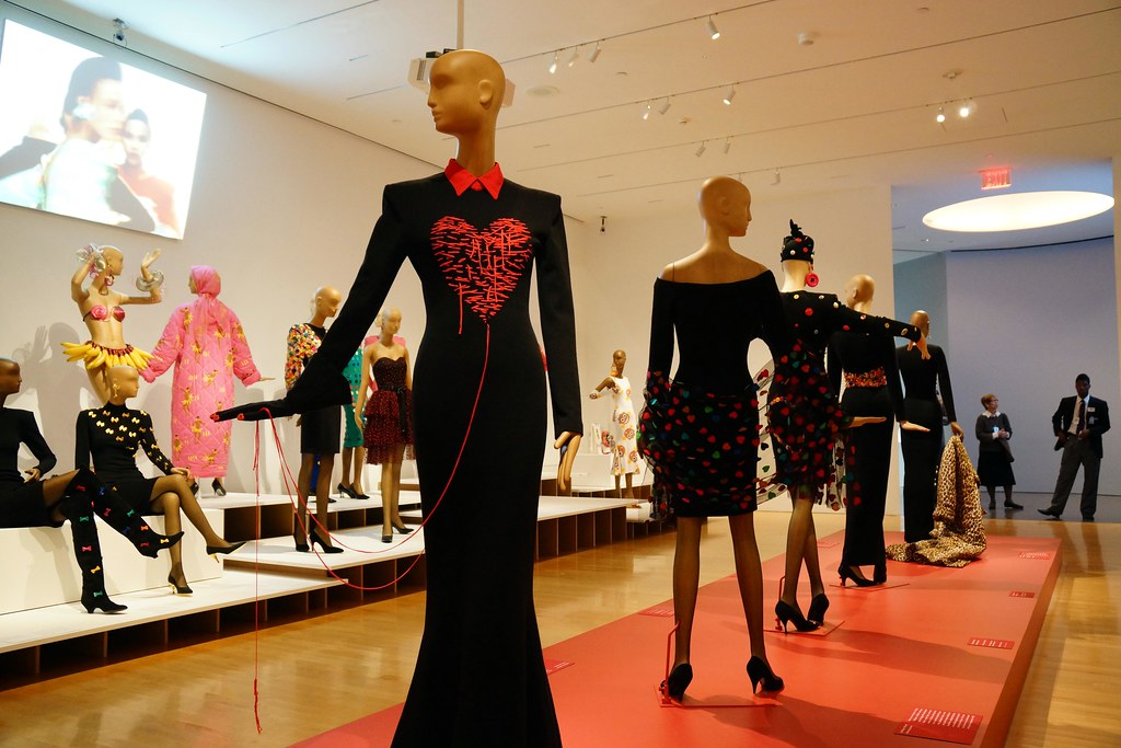 Runway of Love Patrick Kelly Philadelphia Museum of Art ...
