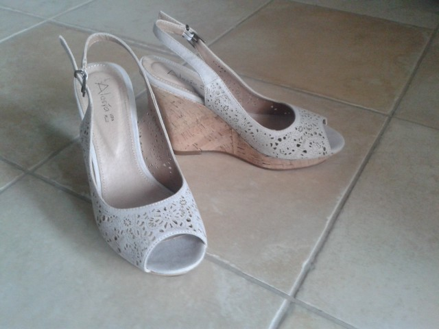 Nuove zeppe estive - new wedges sandals