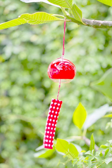 Japanese wind-chime