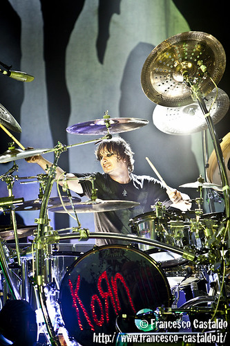 Ray Luzier | by [devu]