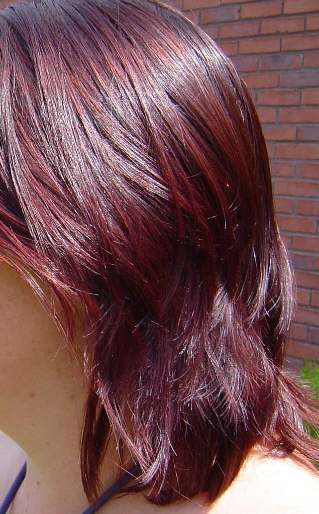 henna dyed hair | July 2011 ~ photos taken in sun ~ look com… | Flickr